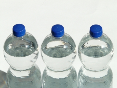 mineral-water-bottles